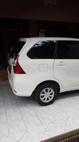 Great New Avanza Type E MT ABS Putih 2016