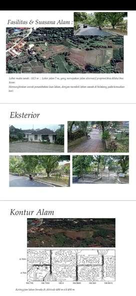 For Sale Kavling Di Villa Cijeruk Bogor