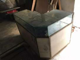 A good condition counter for sale