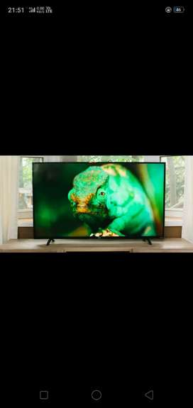 "Sony panel inside  17"" to 55"" New led TV $ 2 years warranty home deliv"