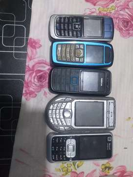 Nokia old accessories