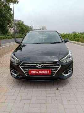 Hyundai Verna Fluidic 1.6 CRDi SX Automatic, 2018, Diesel
