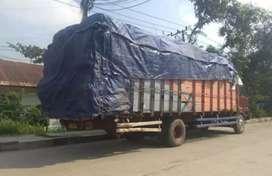 Jasa angkut truk besar