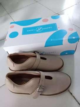 Sepatu HappyHoppy Damara Nukhaki