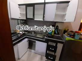kitchenset model bisa customee