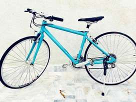 BIANCHI BYCYCLE IN NEW CONDITION