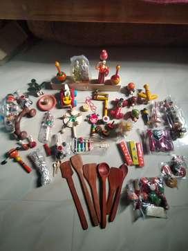 Narpavi wodden toys