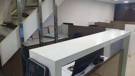 fully furnised office rent  ring road