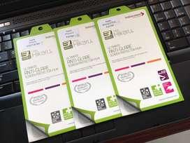 Ultimate anti gores glare Hikaru, iPhone 5, 5c, 5s, SE, 6, 6s, +, plus