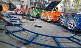 Odong lantai kereta mini coaster
