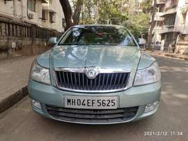 Skoda Laura L and K AT, 2010, Diesel