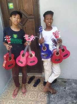 Gitar kentrung satu