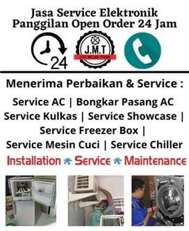 Service AC Bongkar Pasang AC Cuci AC Isi Freon
