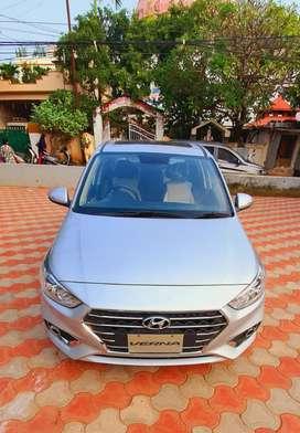 Hyundai Verna Fluidic 1.6 CRDi SX Opt Automatic, 2020, Diesel