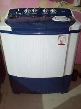 New washing machineonly cash no patyam no phone pay no google