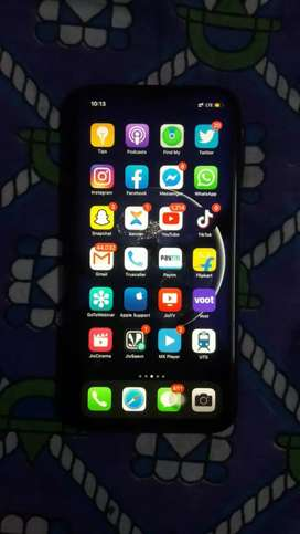 iPhone Xr 64gb fresh piece