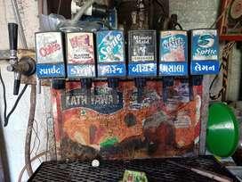 Doracola soda fountains machine
