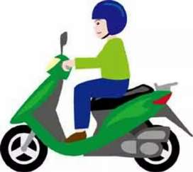 Urgently wanted Bike taxi drivers for Tirupati