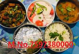 HOME MADE TIFFIN @35 RS DELIVERY SERVICE IN MOHALI