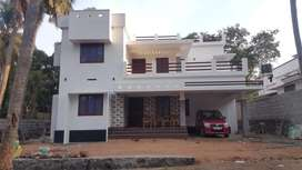 New house in silent area
