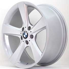 Velg Reff buat BMW NEUER L545 HSR R19X85/95 H5X120 ET35 SILVER