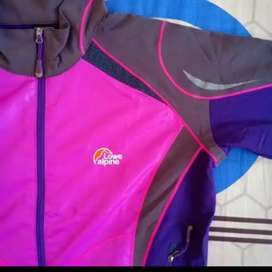 Jaket outdoor gunung LOWE ALPINE womens Original