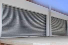 automatic roller shutters