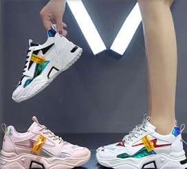 ]SEPATU IMPORT  Sepatu Sneakers Wanita Fashion Premium Quality B11