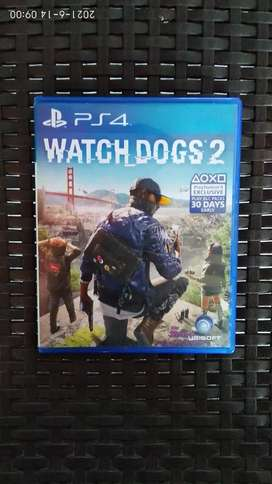 BD/KASET PS4 ORIGINAL WATCHDOG 2