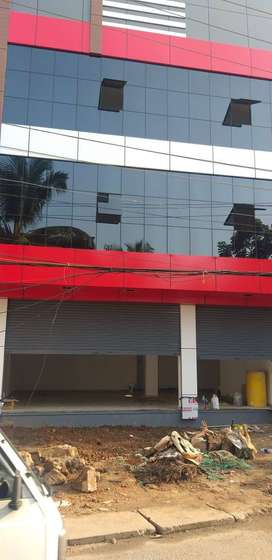 Well furnished commercial space for sale inpalarivattom