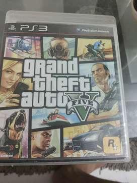 GTA V for PS3