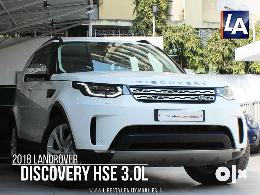 Land Rover Discovery HSE, 2018, Petrol 0