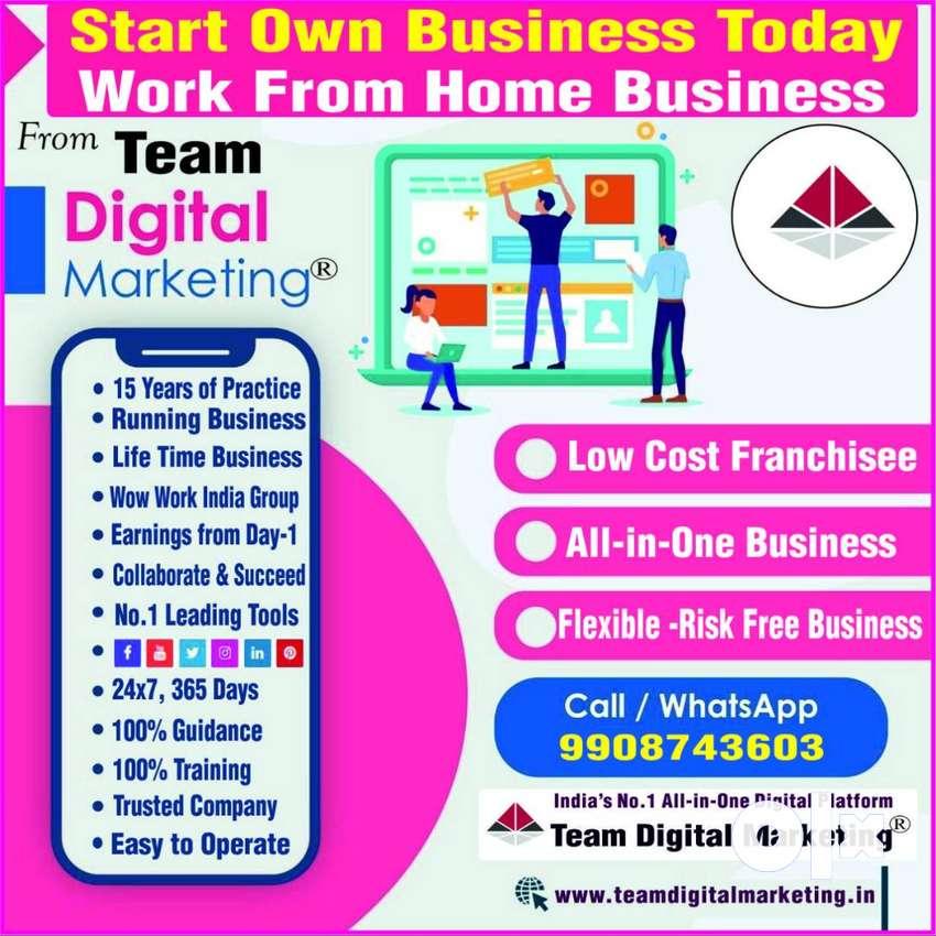 Team Digital Marketing Business