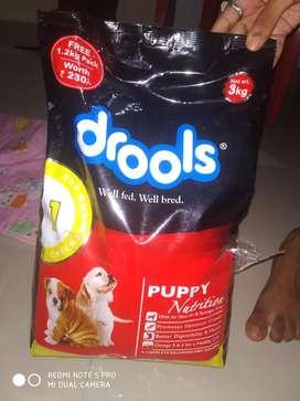 Drools Puppy nutrition food