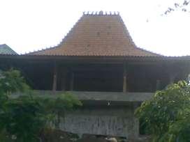 Pendopo Kayu Jati, Rumah Joglo cocok utk kafe resto villa dan Hunian