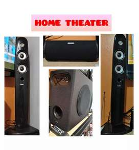 Home Theater Alusii