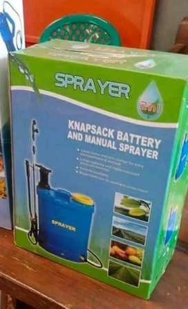 Sprayer Elektrik/ Tangki Semprot 16 L Single Fungsi