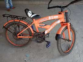 Used bicycle for 5 to 10 years old kids