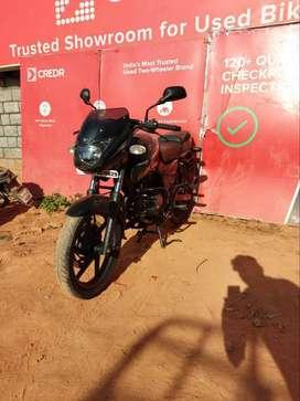 Good Condition Bajaj Pulsar 180Dts-i with Warranty |  0829 Bangalore