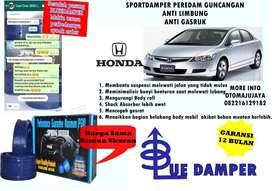 Blue damper beda ukuran harga tetap sama kirim seluruh Indonesia