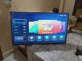 "dhamaka offer new smart LED TV 40"" Wholesaler price me & 3year warrnty"