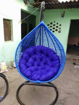 Delivery free) Brand new swing chair