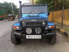 Mahindra thar customise
