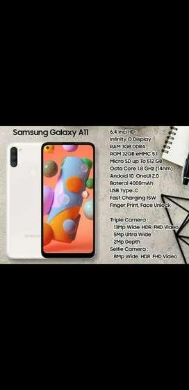 Samsung A11 3/32 kita ready ya guys