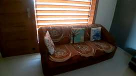 5 seater Sofa with central table