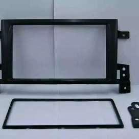 Frame/Panel Headunit Double Din Suzuki Grand Vitara, Escudo 2005-2012