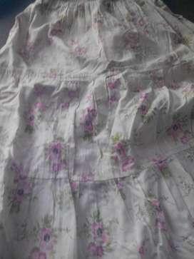 used skirt and chudithar