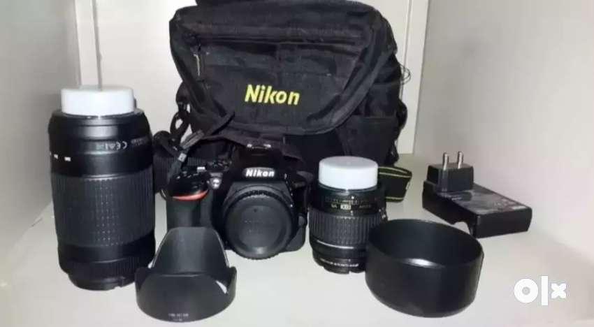 1 year old camera Nikon 0