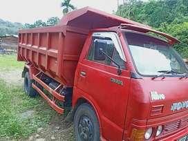 Toyota dina rino dump truck