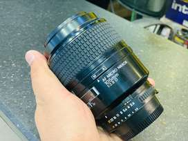 Nikon 105 mm F2.8 D slightly used available